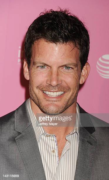 Mark Deklin attends Us Weekly's Hot Hollywood 2012 Style Issue Event at Greystone Manor Supperclub on April 18 2012 in West Hollywood California