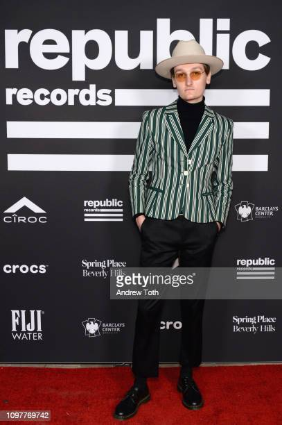 Mark Diamond attends Republic Records Grammy after party at Spring Place Beverly Hills on February 10 2019 in Beverly Hills California