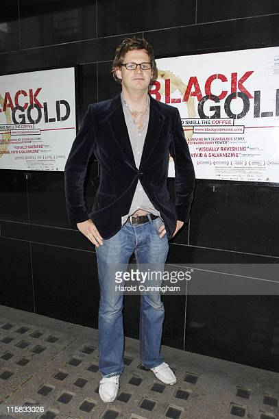 """Mark Dolan during """"Black Gold"""" London Premiere - Arrivals at The Curzon Mayfair in London, Great Britain."""