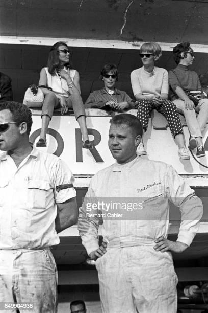 Mark Donohue 24 Hours of Le Mans Le Mans France June 19 1966