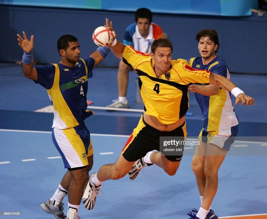 olympia handball deutschland brasilien