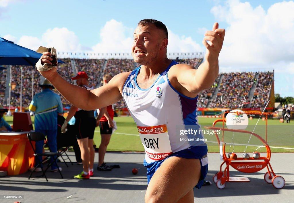 Athletics - Commonwealth Games Day 4 : News Photo