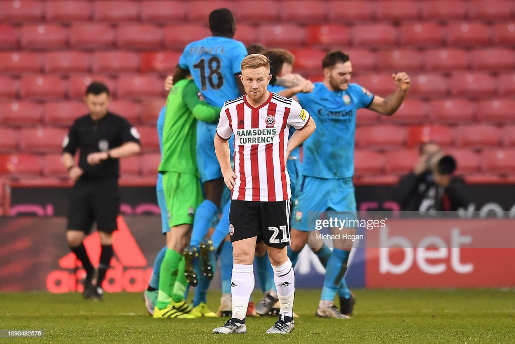 Sheffield United v Barnet - FA Cup Third Round : News Photo