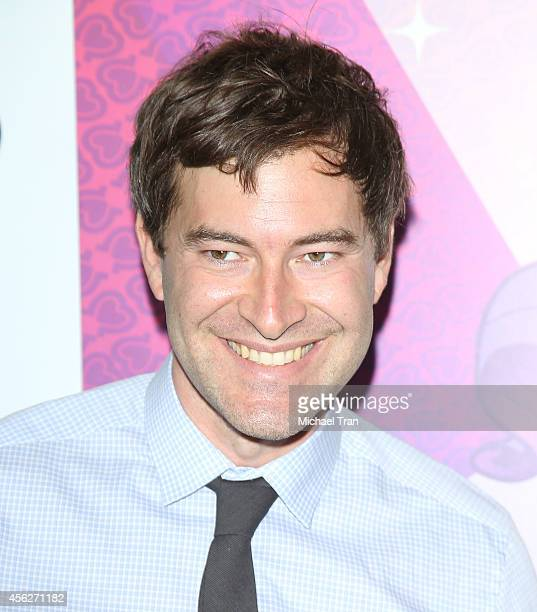 Mark Duplass arrives at the Los Angeles premiere of 'My Little Pony Equestria Girls Rainbow Rocks' held at TCL Chinese 6 Theatres on September 27...