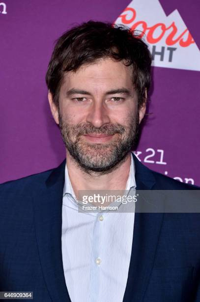 Mark Duplass attends FX Network's Feud Bette and Joan premiere at Grauman's Chinese Theatre on March 1 2017 in Hollywood California