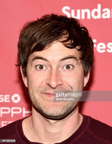 Mark Duplass attends The Bronze Premiere at the Eccles Center Theatre during the 2015 Sundance Film Festival on January 22 2015 in Park City Utah