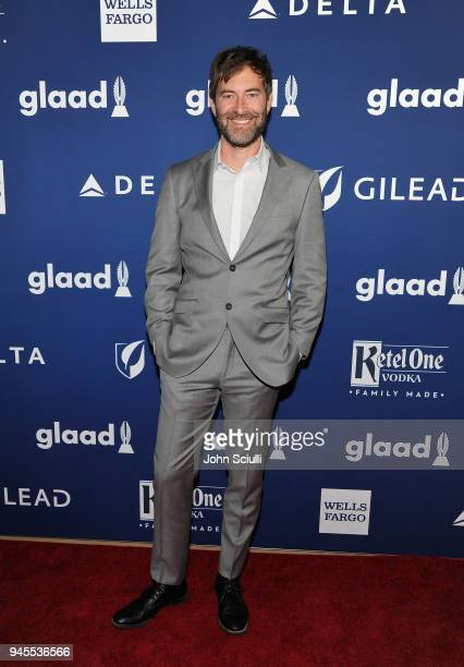 Mark Duplass celebrates achievements in LGBTQ community at the 29th Annual GLAAD Media Awards Los Angeles in partnership with LGBTQ ally Ketel One...