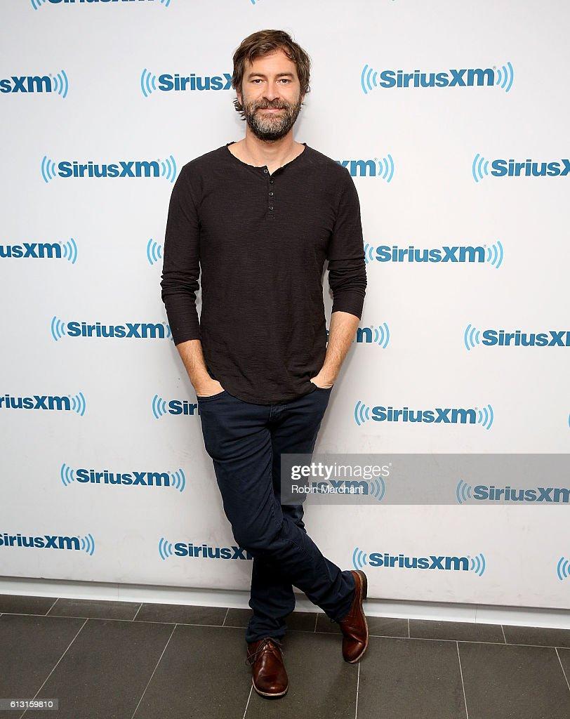 Celebrities Visit SiriusXM - October  7, 2016