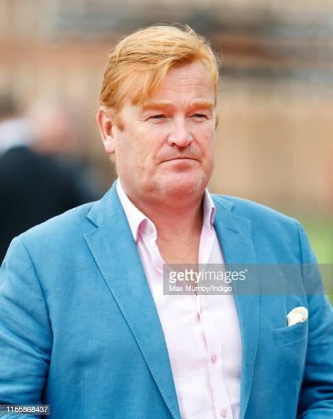 Mark Dyer attends the Sentebale Audi Concert at Hampton Court Palace on June 11 2019 in London England The charity Sentebale was founded by Their...