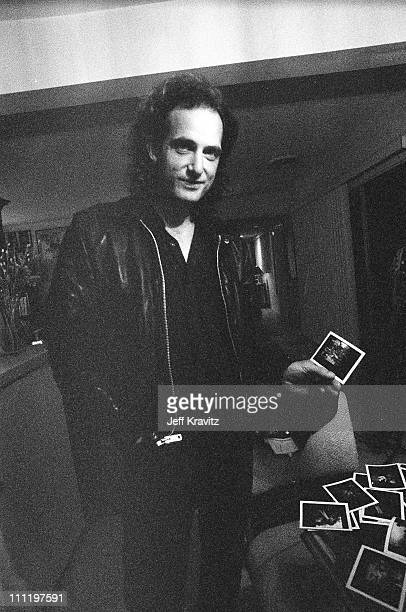 Mark Englert during Dramarama Photoshoot at Chris Carter's House in Sherman Oaks CA United States