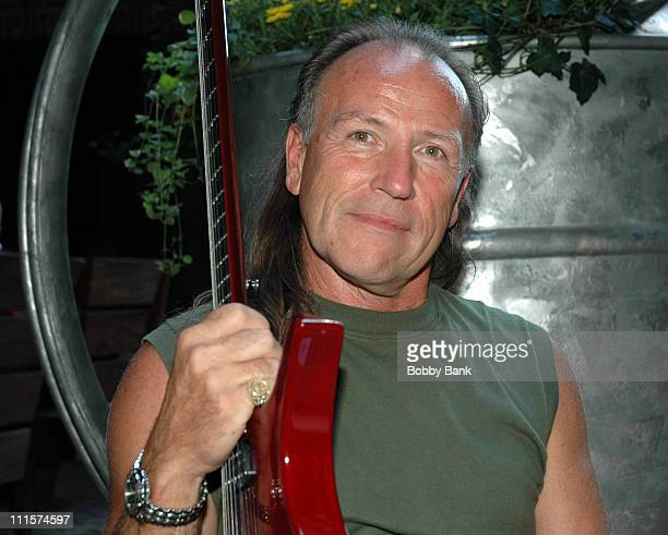 Mark Farner during Mark Farner Photo Session at Hudson Hotel in New York City, New York, United States.