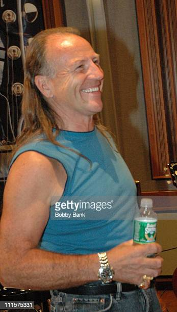 Mark Farner during Rock N Roll Fantasy Camp Day 4 at Rock N Roll Fantasy Camp in New York City, New York, United States.