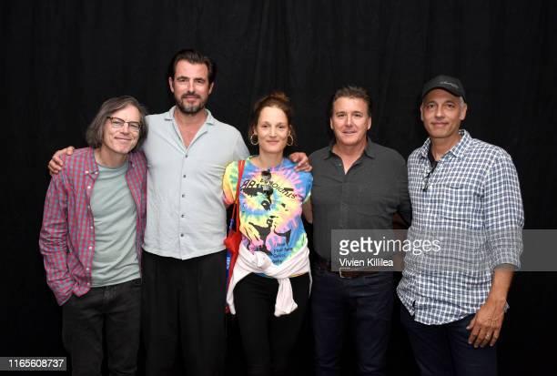 Mark Fergus Claes Bang Vicky Krieps Dan Friedkin and Hawk Ostby attend the Telluride Film Festival 2019 attend on September 1st 2019 in Telluride...