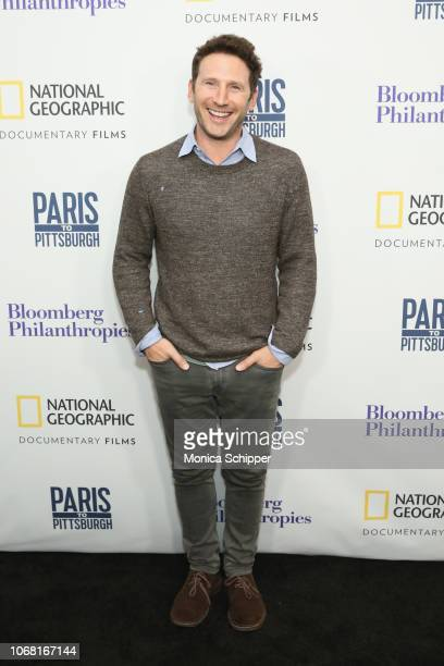 Mark Feuerstein attends the New York Premiere of Paris to Pittsburgh hosted by Bloomberg Philanthropies RadicalMedia at The Film Society of Lincoln...