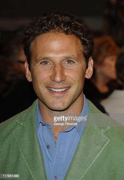 Mark Feuerstein during 2005 Toronto Film Festival In Her Shoes Premiere at Roy Thompson Hall in Toronto Canada