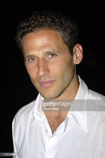 Mark Feuerstein during After Party for the Opening of A Bad Friend by Jules Feiffer at Lincoln Center Beaumont Concourse in New York City New York...