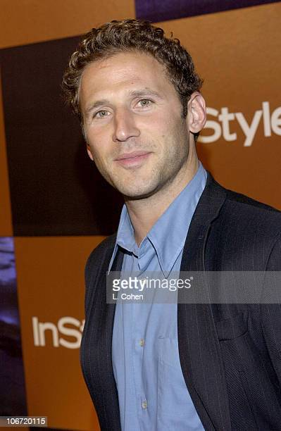 Mark Feuerstein during InStyle Magazine Hosts Fourth Annual PostGolden Globes Party to Honor Hollywood's Elite Arrivals at The Beverly Hilton Hotel...