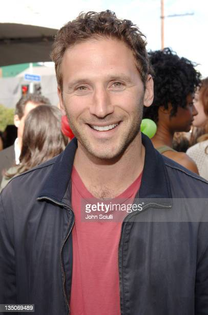 Mark Feuerstein during The John Varvatos 4th Annual Stuart House Charity Benefit Inside at John Varvatos Boutique in Los Angeles CA United States