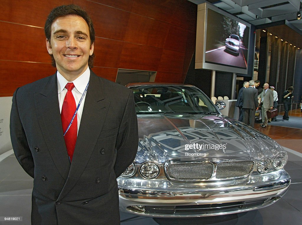 Premier Auto Group >> Mark Fields Group Vice President Of Ford S Premier Automotive Group