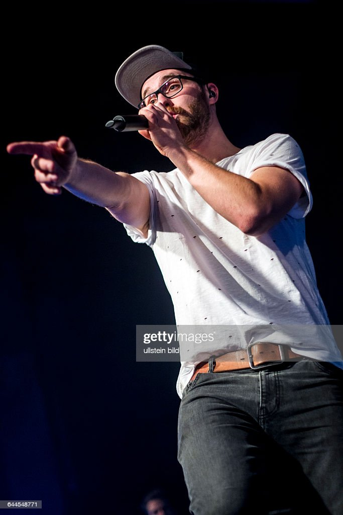 Mark Forster Bauch Und Kopf Tour Live Music Hall Köln News Photo