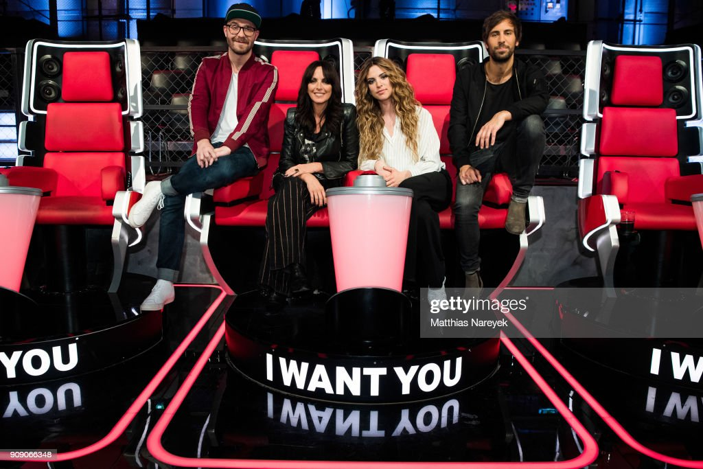 'The Voice Kids' Photo Call In Berlin : ニュース写真
