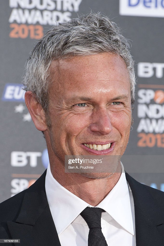 Mark Foster attends the BT Sports Industry awards at Battersea Evolution on May 2, 2013 in London, England.