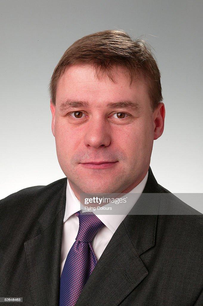 Conservative Members Of Parliament Portraits April 2005 : News Photo