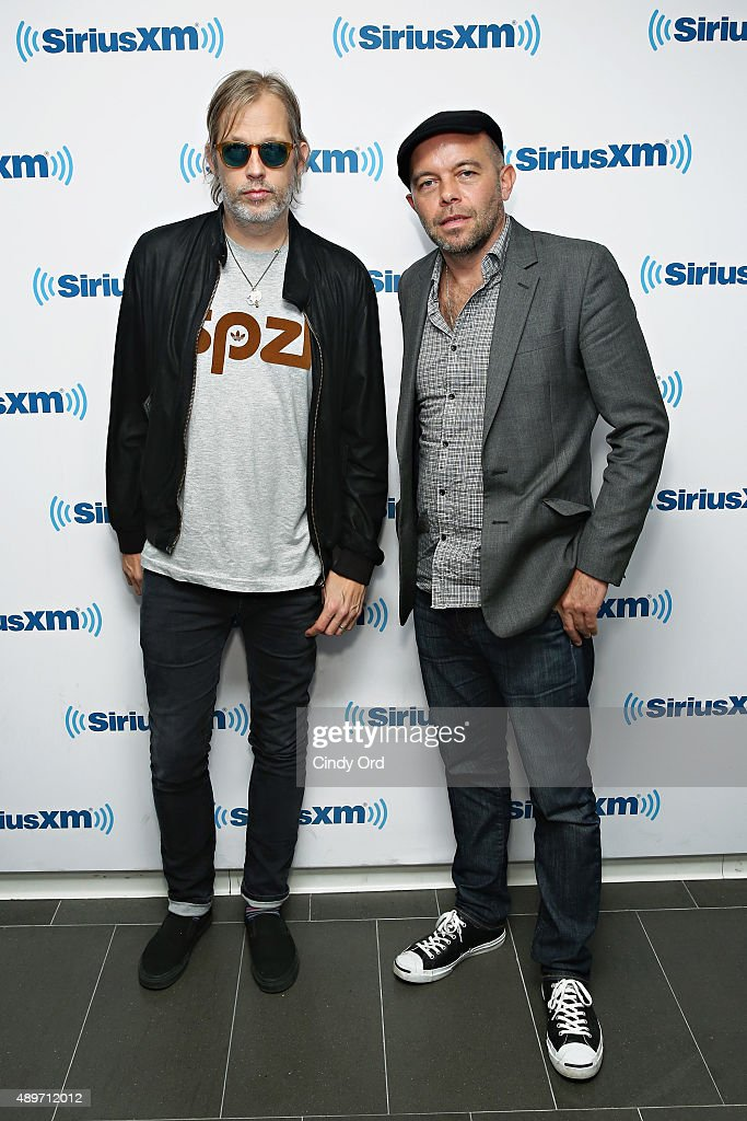 Celebrities Visit SiriusXM Studios - September 23, 2015