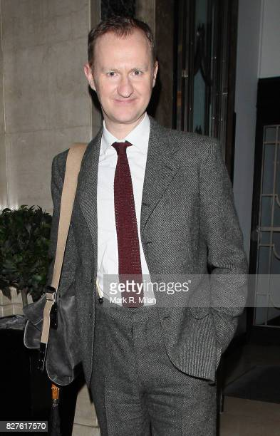 Mark Gatiss attends the Radio Times Covers Party at Claridges Hotel on January 29 2013 in London England