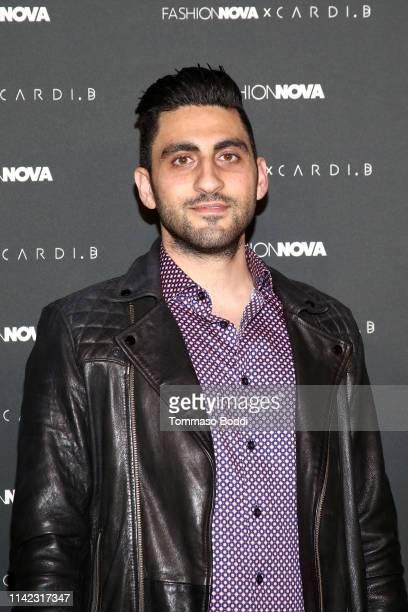 Mark Ghalili arrives as Fashion Nova Presents Party With Cardi at Hollywood Palladium on May 8 2019 in Los Angeles California