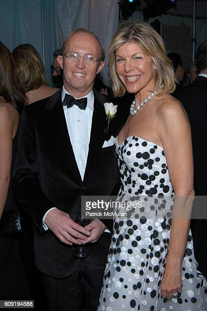 Mark Gilbertson and Jamee Gregory attend Museum of the City of New York Director's Council Winter Ball at Museum of the City of New York on February...