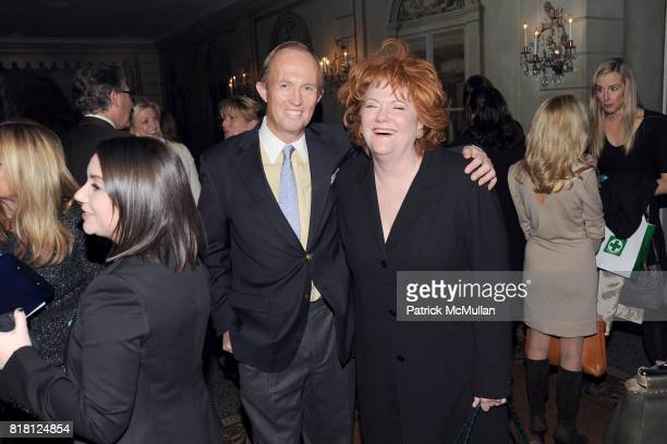 Mark Gilbertson and Nancy O'Sullivan attend 2010 ASPCA Humane Awards Luncheon Sponsored by Hartville Group at The Pierre Hotel on November 11 2010 in...