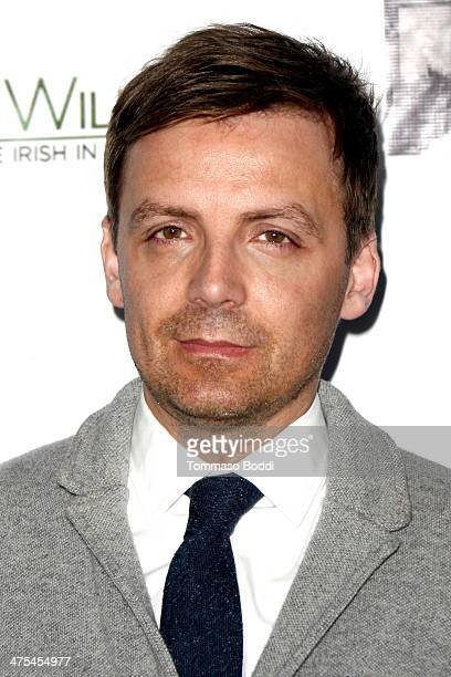 Mark Gill attends the USIreland alliance preAcademy Awards event held at Bad Robot on February 27 2014 in Santa Monica California