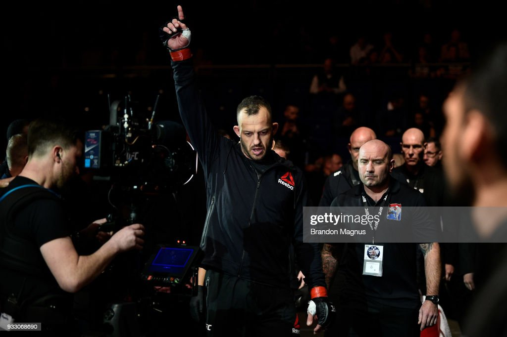 UFC Fight Night: Werdum v Volkov