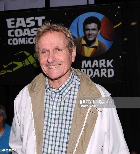 Mark Goddard attends the 2017 East Coast Comic Con at Meadowlands Exposition Center on April 30 2017 in Secaucus New Jersey