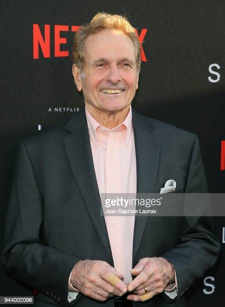 Mark Goddard attends the premiere of Netflix's 'Lost In Space' Season 1 on April 9 2018 in Los Angeles California
