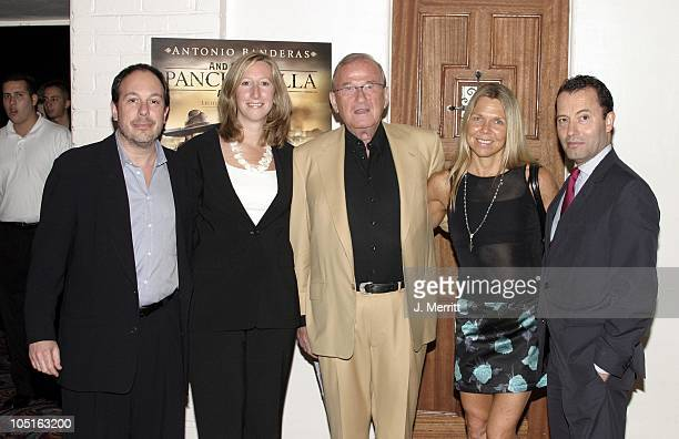 Mark Gordon Keri Putnam Larry Gelbart Diane Sillan Isaacs and Colin Callender
