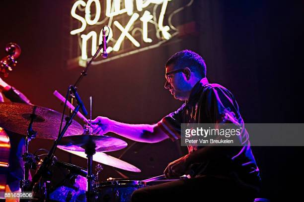Mark Guiliana Performs at 'So What's Next' Festival on November 4 2017 in Eindhoven Netherlands Photo by Peter Van Breukelen/Redferns