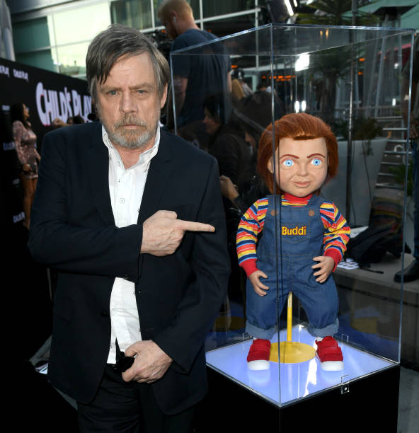 """CA: Premiere Of Orion Pictures And United Artists Releasing's """"Child's Play"""" - Red Carpet"""