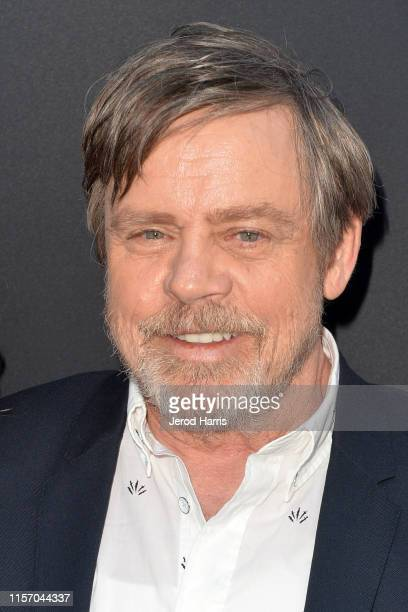Mark Hamill arrives at the Premiere of United Artists Releasing's 'Child's Play' at ArcLight Hollywood on June 19 2019 in Hollywood California