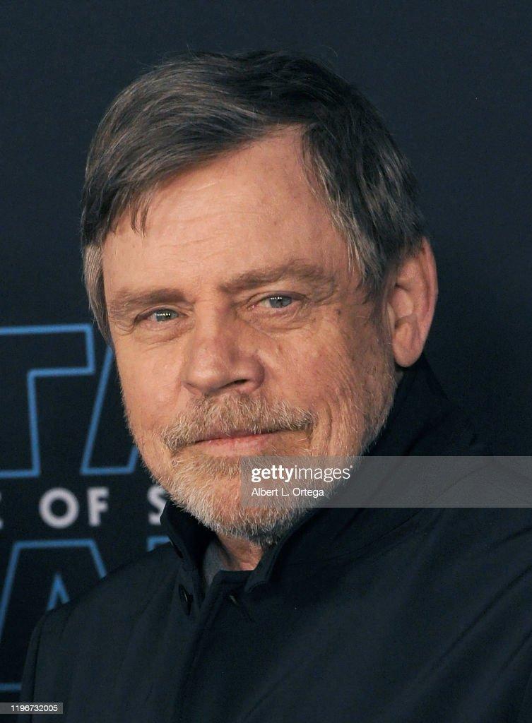 "Premiere Of Disney's ""Star Wars: The Rise Of Skywalker"" - Arrivals : Foto di attualità"