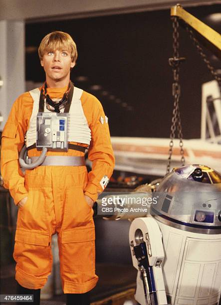 Mark Hamill as Luke Skywalker. Image dated August 23, 1978.