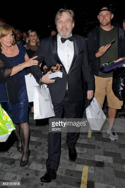 Mark Hamill at the GQ awards afterparty in Primrose Hill on September 5 2017 in London England