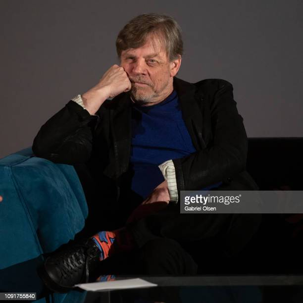 Mark Hamill attends Excelsior A Celebration of The Amazing Fantastic Incredible and Uncanny Life Of Stan Lee at TCL Chinese Theatre on January 30...