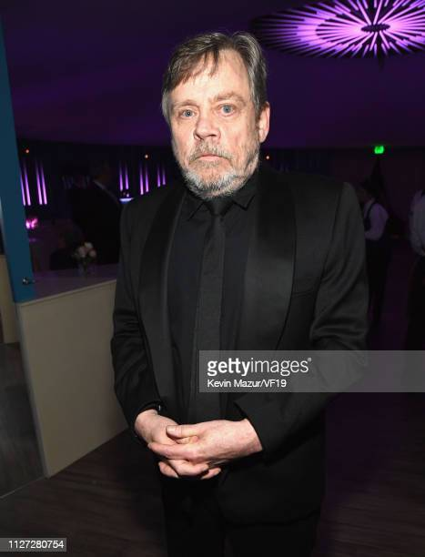 Mark Hamill attends the 2019 Vanity Fair Oscar Party hosted by Radhika Jones at Wallis Annenberg Center for the Performing Arts on February 24 2019...