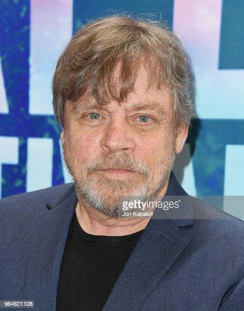 Mark Hamill attends the 32nd Israel Film Festival In Los Angeles Sponsor Luncheon at Four Seasons Hotel Los Angeles at Beverly Hills on May 31 2018...