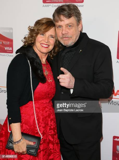 Mark Hamill attends the AARP's 17th Annual Movies For Grownups Awards on February 05 2018 in Beverly Hills California
