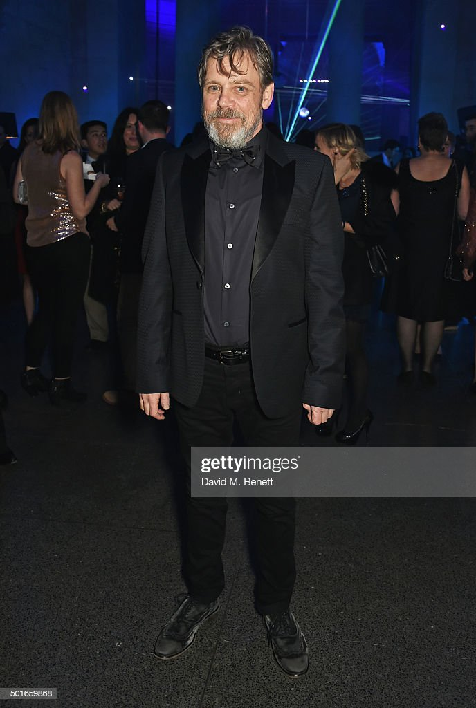 """Star Wars: The Force Awakens"" - European Film Premiere - After Party - VIP Arrivals"