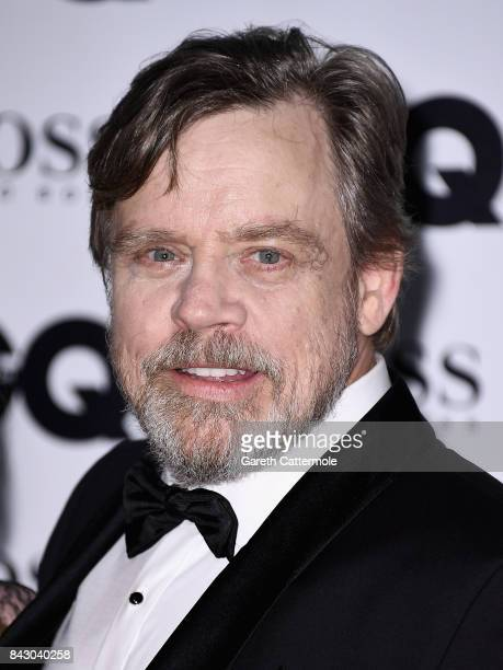 Mark Hamill attends the GQ Men Of The Year Awards at the Tate Modern on September 5 2017 in London England