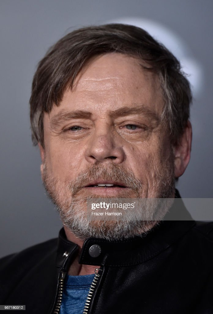 Mark Hamill attends the Premiere Of Disney Pictures And Lucasfilm's 'Solo: A Star Wars Story' - Arrivals on May 10, 2018 in Los Angeles, California.
